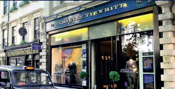 Get A Catalogue From Charles Tyrwhitt FREE BY POST *USE LINK ON LISTING