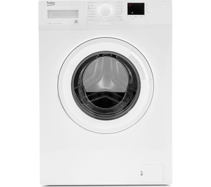 BEKO 7 Kg 1200 Spin Washing Machine - White