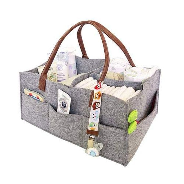 Portable Baby Nappy Caddy Organizer - Just £3.00 Delivered!