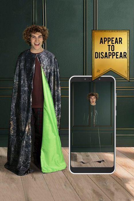 Save 52% on Harry Potter Invisibility Cloak