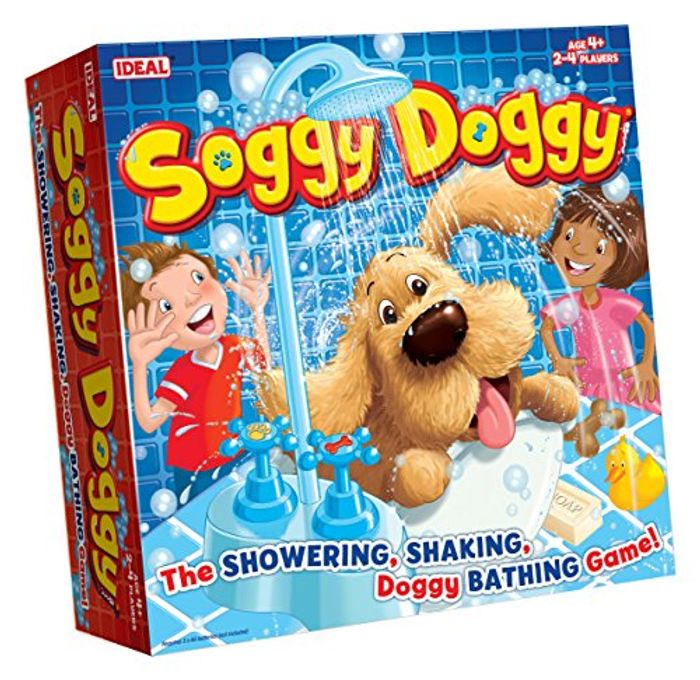 Bargain! Soggy Doggy Game from Ideal at Amazon