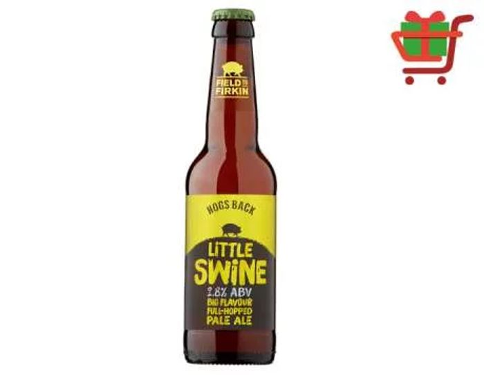 Free Hogs Back Pale Ale 330ml - Checkout Smart