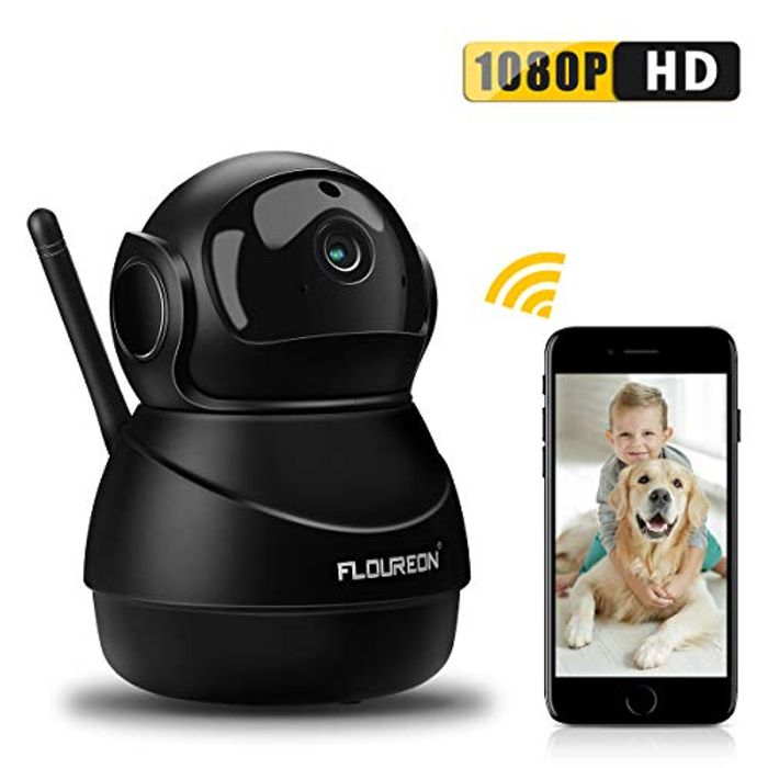 50% off FLOUREON WiFi Security Camera