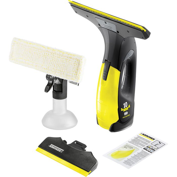 Cheap Karcher WV Anniversary Edition Cordless Window Vac, Only £44.98!