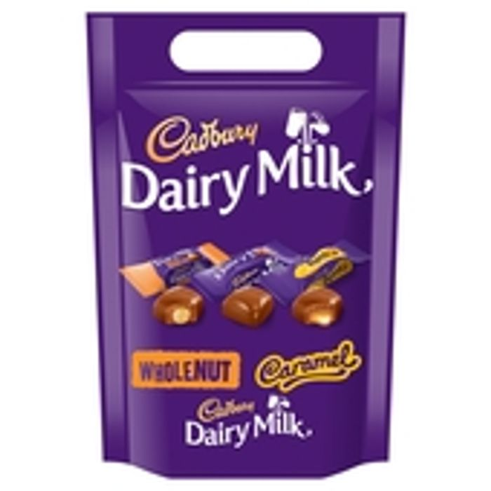 Cadbury Dairy Milk Classics Mixed Chunk Pouch 372G