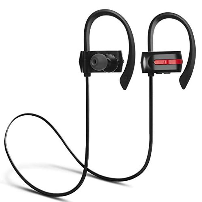 50% off ZENBRE E3 Bluetooth 4.1 Stereo In-Ear Headphones, Wireless Headphones