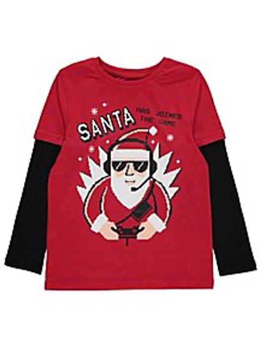 30% off Asda Christmas Clothes Sale Ends Monday 9 Dec 8-30am