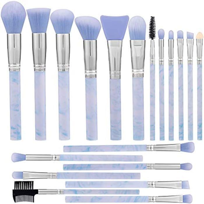 Makeup Brushes 19Pcs