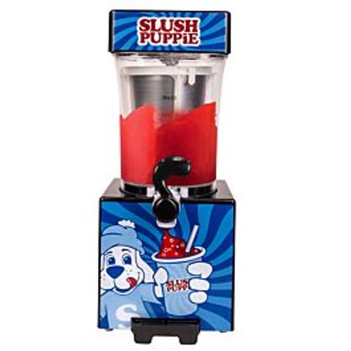 Original Slush Puppie Machine at Robert Dyas - Only £34.99!