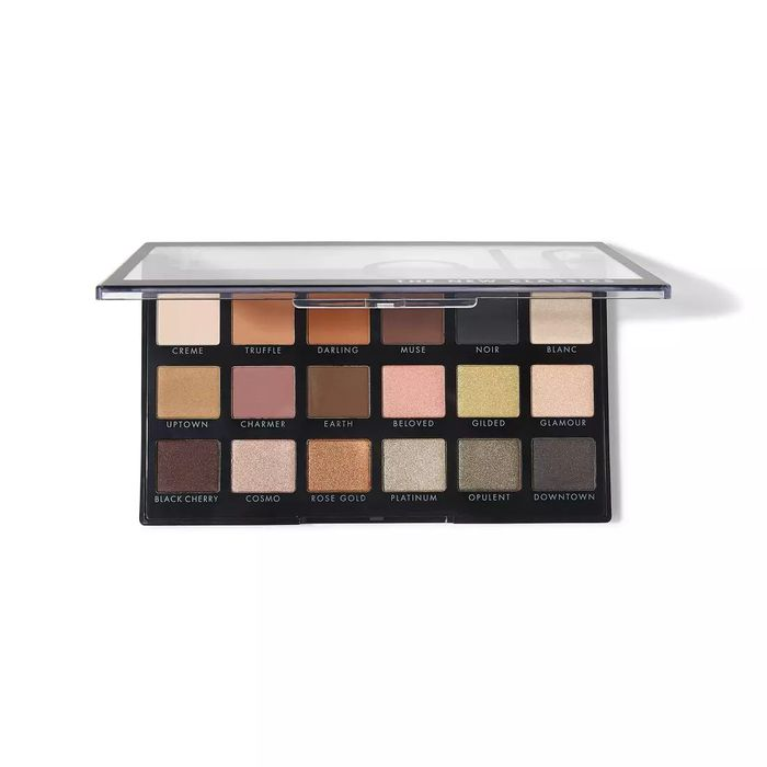30% off Eyeshadow Palettes + Free Shipping