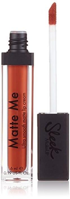 Sleek MakeUP Matte Me Lip Cream, Hellacious, 6 Ml