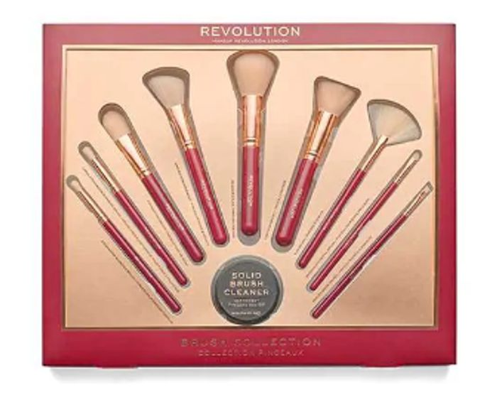 Revolution Brush Collection on Sale From £35 to £25