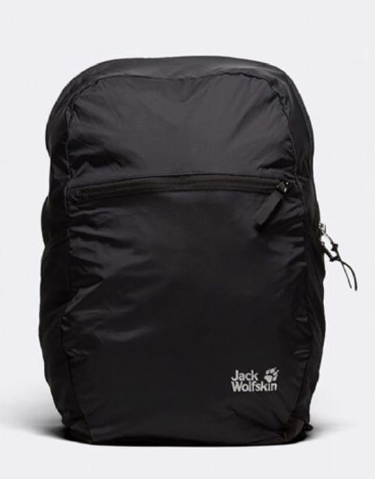Jack Wolfskin Lightweight Daypack in Black Now £14.99