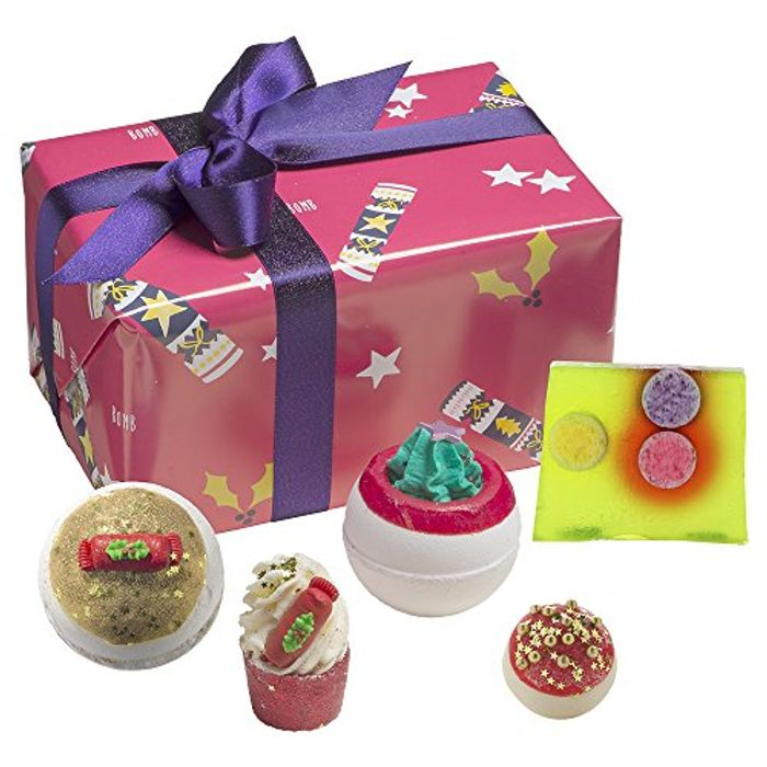 Bath Bomb Gift Set Down From £12.08 to £9