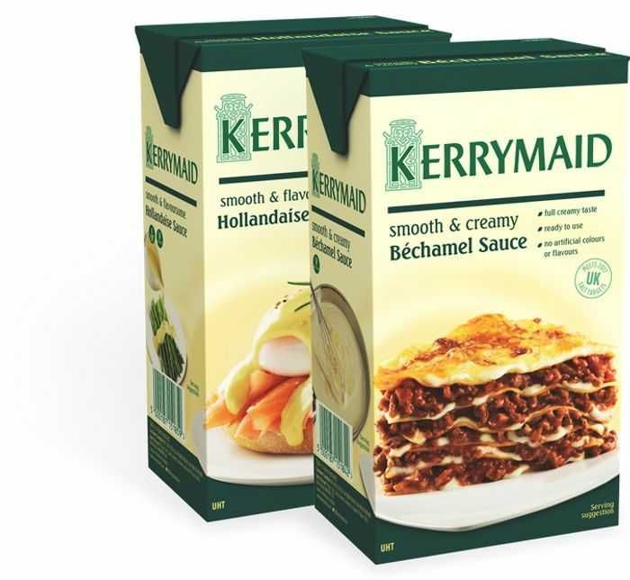 Free Kerrymaid Bechamel and Hollandaise Sauce Sample