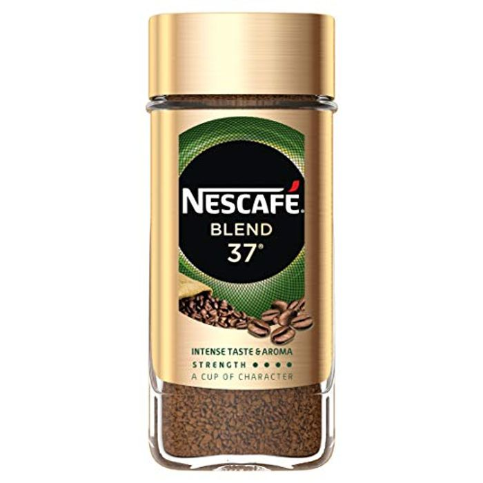 NESCAF BLEND 37 Instant Coffee Jar, 100 G (Pack of 6)