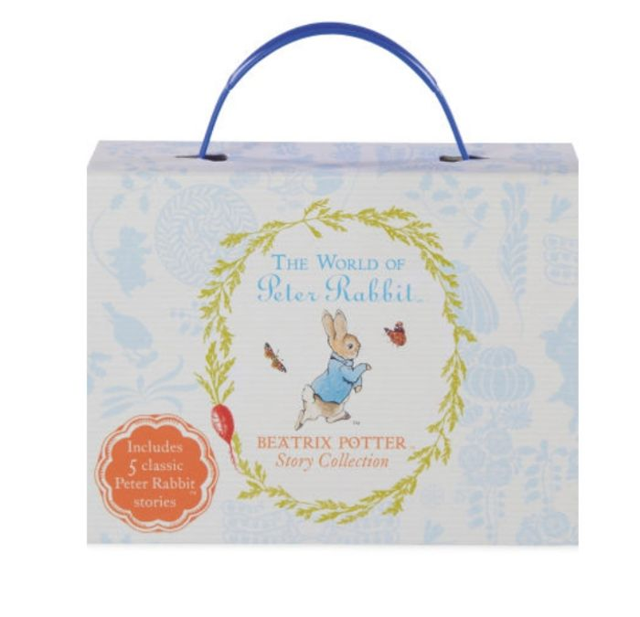Peter Rabbit 5 Book Collection