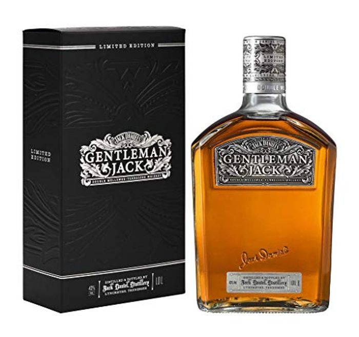 Jack Daniel's Limited Edition Gentleman Jack, 1 Litre