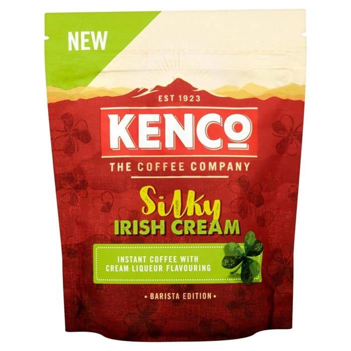 Kenco Barista Edition Instant Coffee - Silky Irish Cream (66g