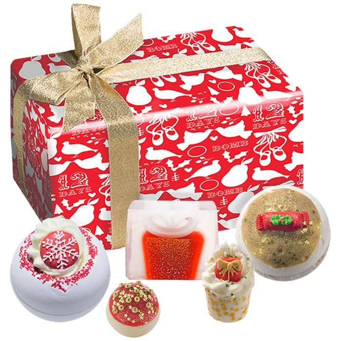 Bomb Cosmetics Christmas 2019 Christmas Carol Gift Set