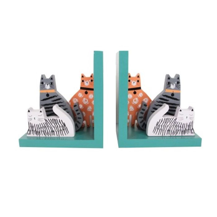 Gisela Graham Cat Bookends Down From £20 to £12