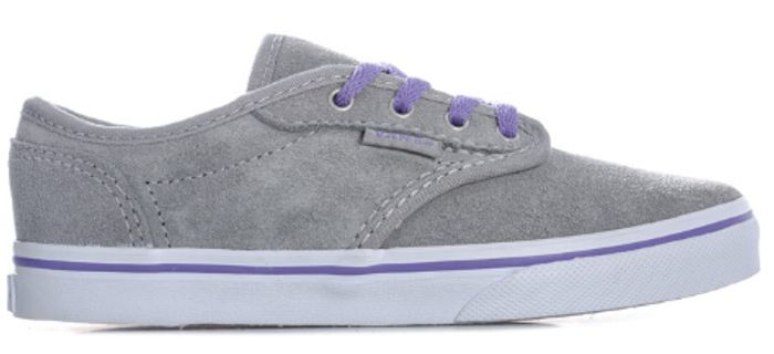 Vans Children Atwood Low Trainers - Only £9.99