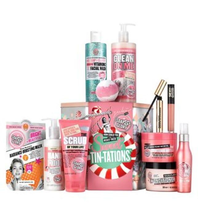Soap & Glory Christmas Gift Set - HALF PRICE!