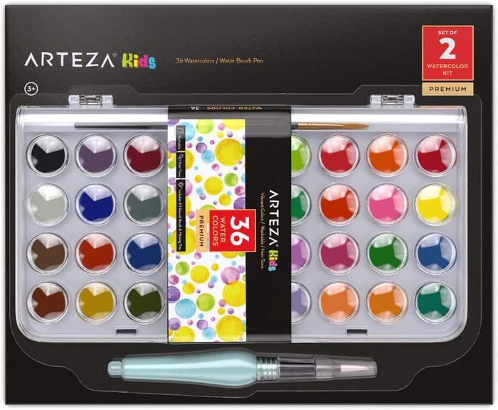 Deal Stack - Kids Watercolour Paint - £1 off + Lightning Deal