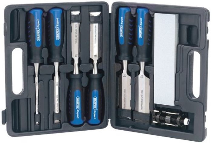 Amazon Deal of the Day - Draper Expert 8 Piece Wood Chisel Set - 22% Off!