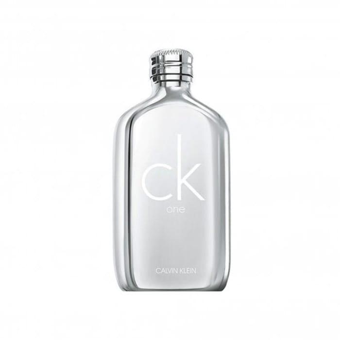 Ck One Platinum Edition Eau De Toilette 100ml Spray
