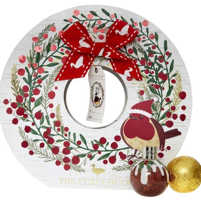 FUZZY DUCK Christmas Bauble Gift Set - HALF PRICE!
