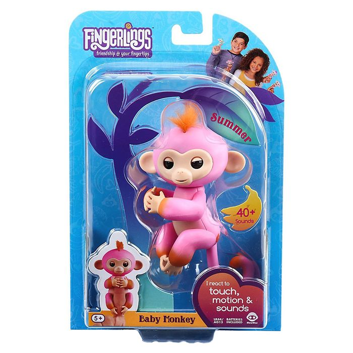 50% Off Fingerlings Baby Monkey at Home Bargains