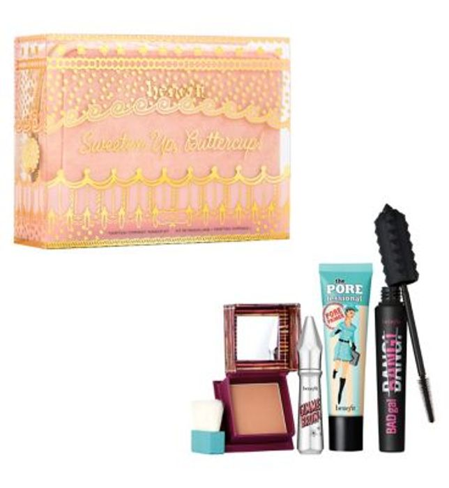Benefit Sweeten Up, Buttercup! Tempting Toppings Makeup Kit