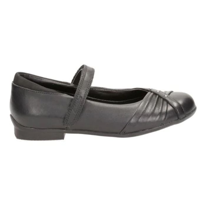 Movello8 Inf - F Fit Black Leather