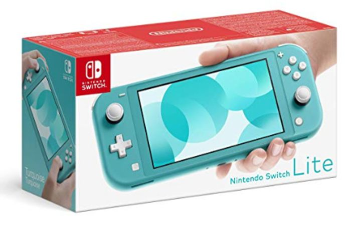 Nintendo Switch Lite - Turquoise Only £199