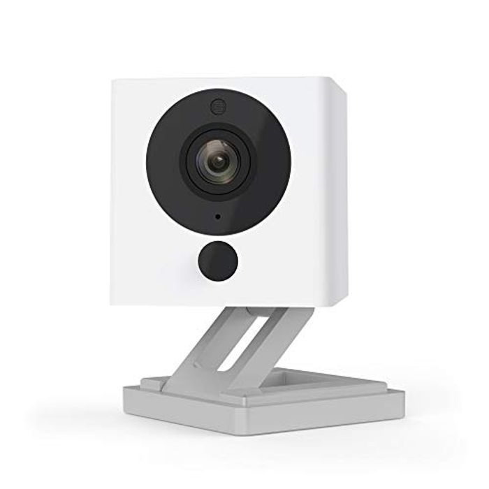 Neos SmartCam | Security Camera, Works with Alexa, 1080P Full HD, Night Vision