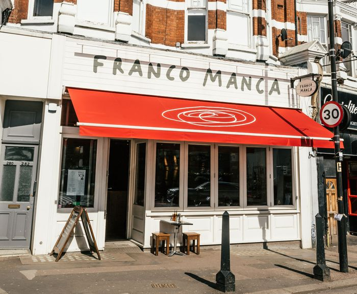 Free Franco Manca Pizza on Christmas Day for Those in Need