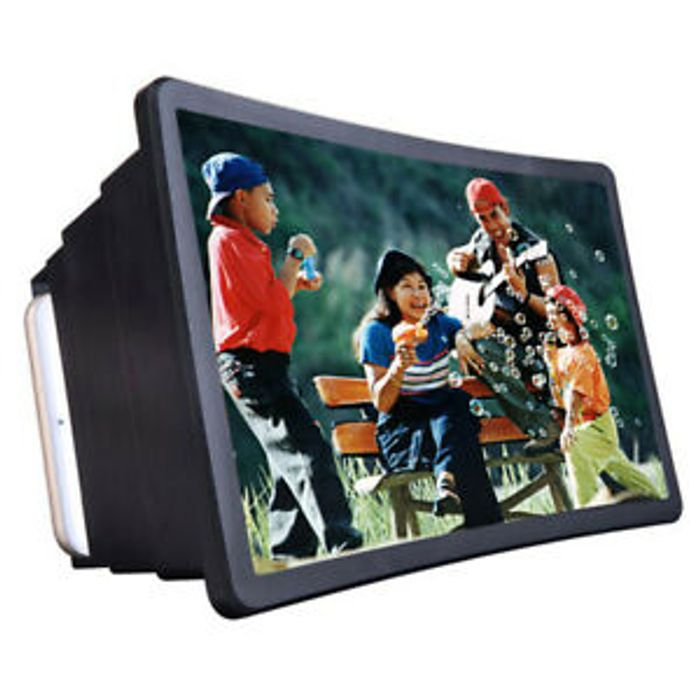 Mobile Phone Video Screen Magnifier for 3D W9D3