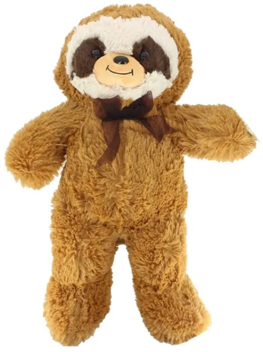 Really Cute PAWS 34cm Soft Plush Huggable Brown or Beige Sloth *Only £5