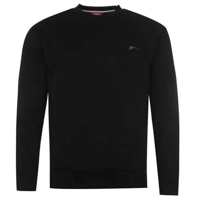 Two Slazenger SL Fleece Crew Sweater for Men - Save £5!