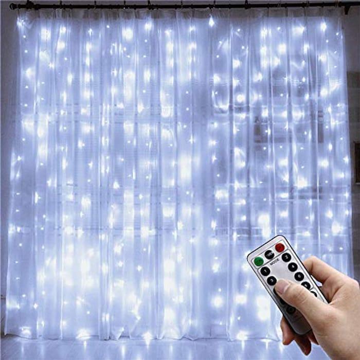 Window Curtain Lights 3m X 3m USB Powered