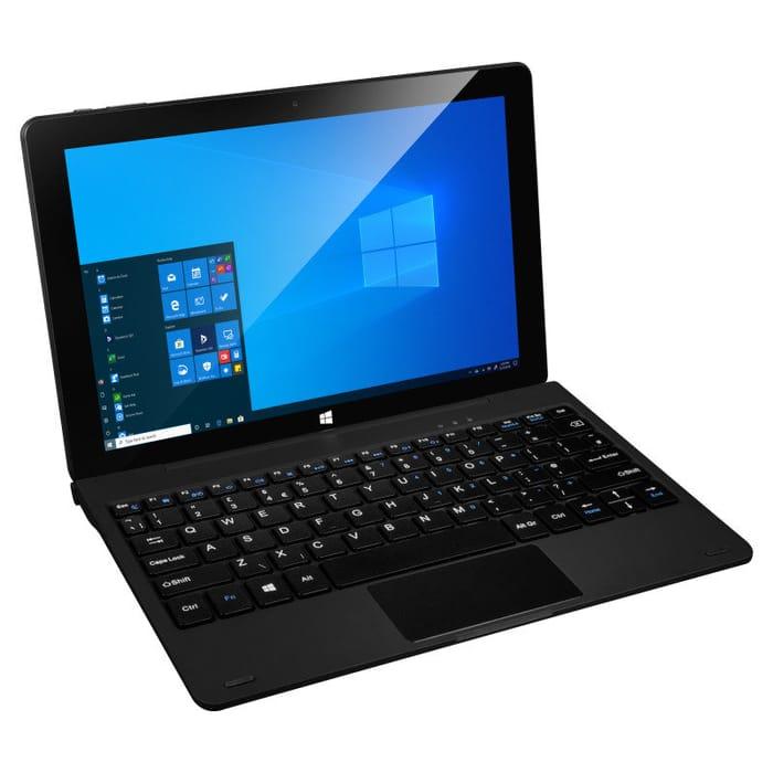 Coda Zest 10.1 32GB 2-in-1 Laptop