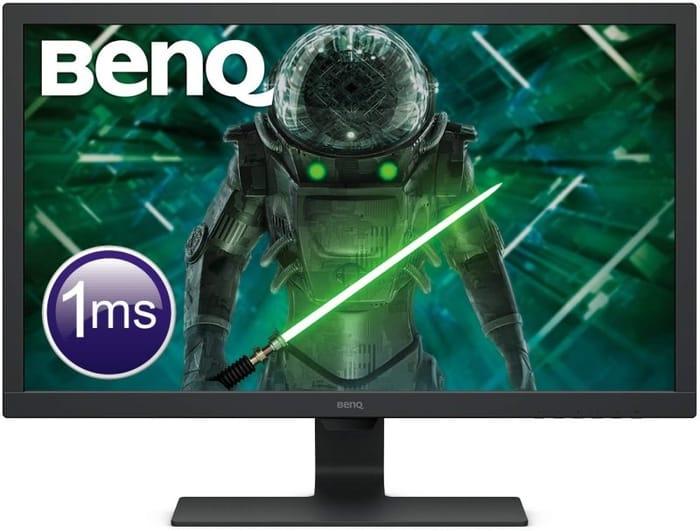 """BenQ GL2780E 27"""" Full HD Eye Care Monitor"""