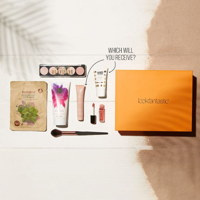 Lookfantastic Beauty Box August 2019 (Worth over £80) £8.50 Delivered