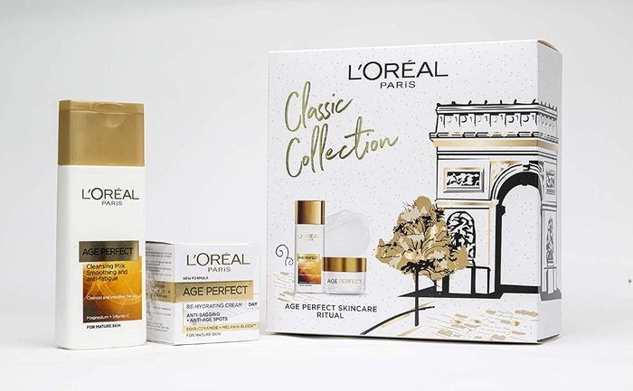 L'Oreal Paris Age Perfect Cleanser & Day Cream Gift Set