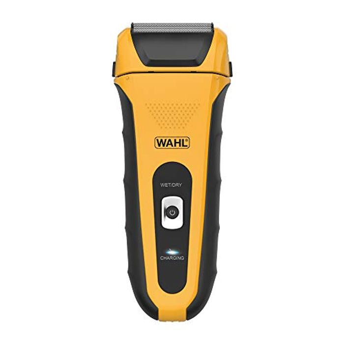 Wahl Lifeproof Foil Shaver - Wet and Dry Electric Razor for Beard and Stubble