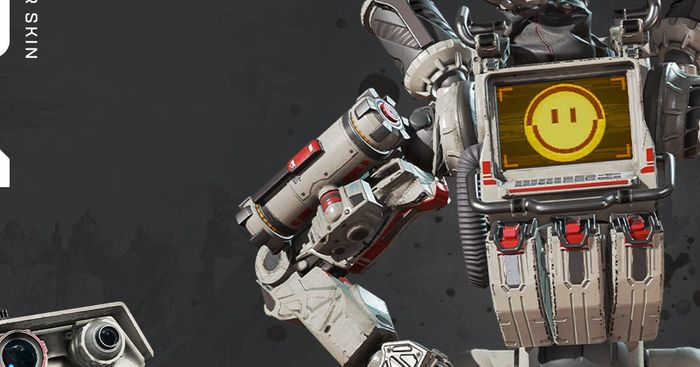 Free Apex Legends, Bp-1 Pathfinder Skin.