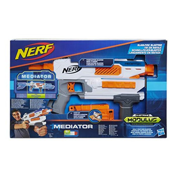 Nerf Modulus Mediator