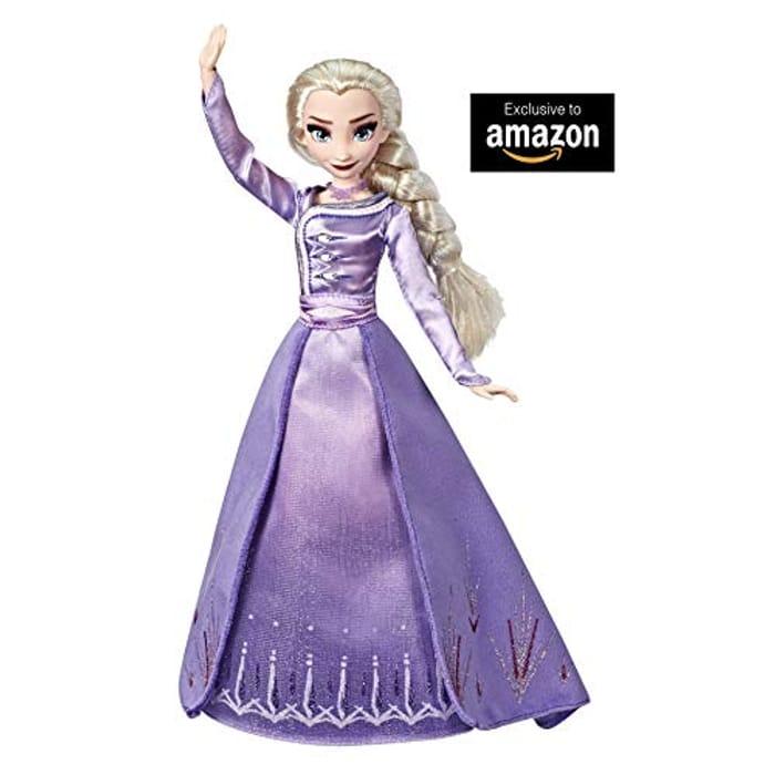 Bargain! Disney Frozen Arendelle Elsa Fashion Doll at Amazon