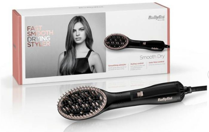 BaByliss Smooth Dry Airstyler - Half Price!